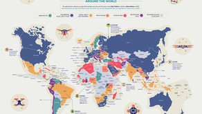 Drone Privacy Laws Around the World