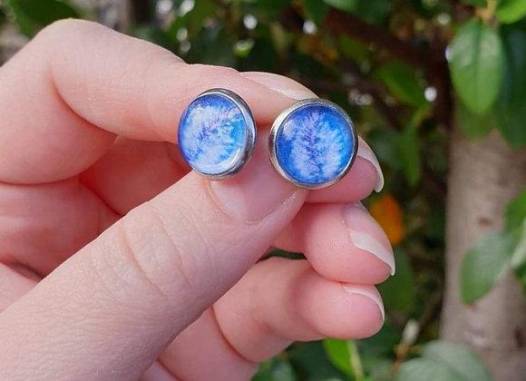 'Courage' Handmade Stud Earrings