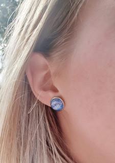 'Courage' Handmade Earrings