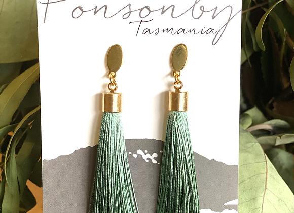 Green Valley Earrings