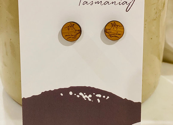 'Happy as a Pig in Mud' Studs