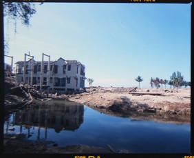 Devastate Khao Lakk, Tsunami 2004