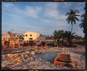 Devastate Ban nam khem, Tsunami 2004