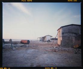 Devastate Ban nam khem Pier,Tsunami 2004