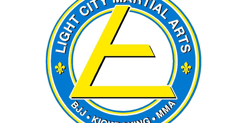 Light City Martial Arts Birthday Party
