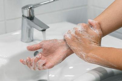 hygiène, main