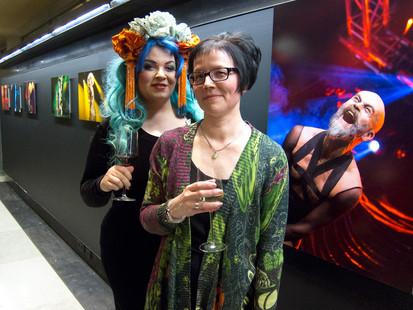 Helsinki Burleskin avajaiset
