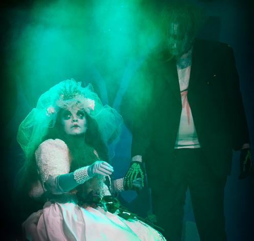 Bettie Blackheart & Frank Doggenstein