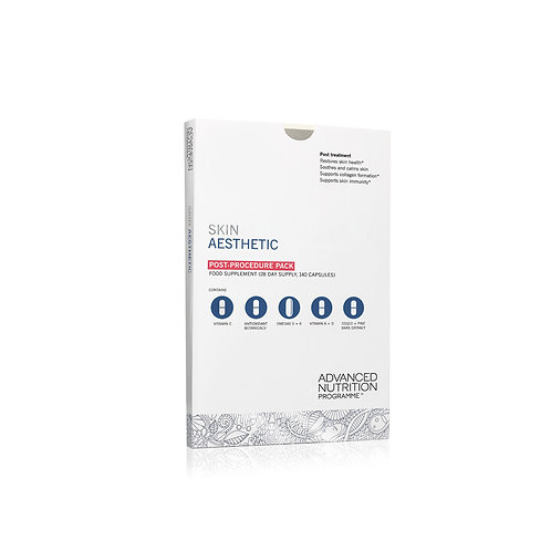 Skin Aesthetic Post-Procedure Pack 28 days supply