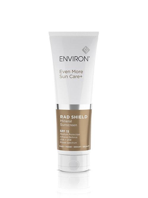 RAD Shield® Mineral Sunscreen's