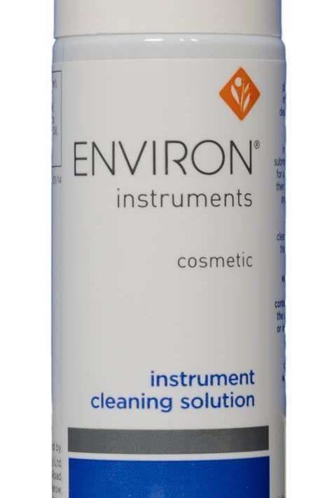 INSTRUMENT CLEANING SOLUTION 100ml