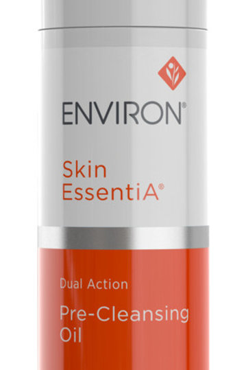 DUAL ACTION PRE- CLEANSING OIL