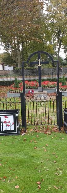 Memorial Planters Clowne