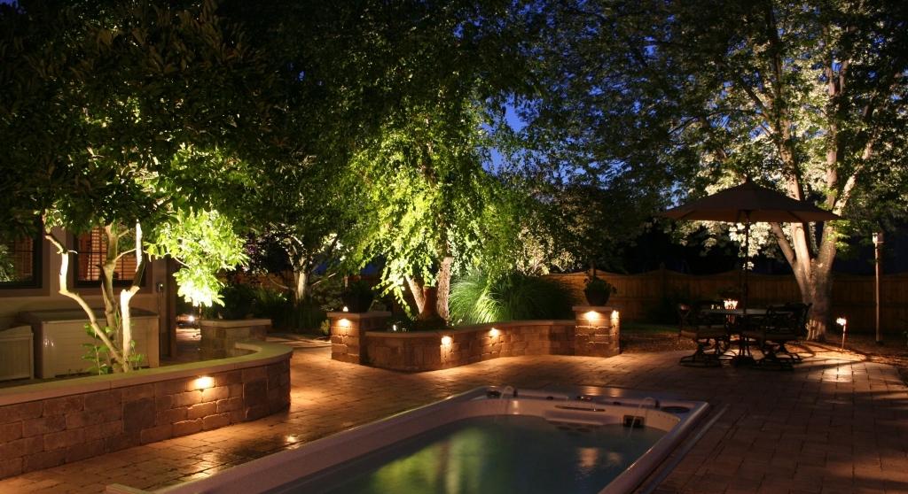 Garden Lighting josaelcom