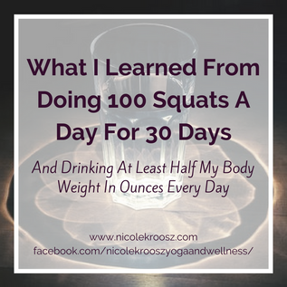 What I Learned From Doing 100 Squats A Day For 30 Days