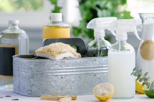 Chemical Free Cleaning Tips from Studio G Yoga