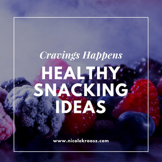 Craving Something Specific? Try These Healthy Snack Ideas Instead