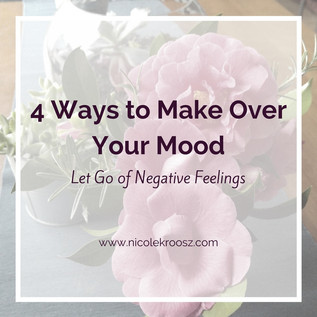 4 Ways to Make Over Your Mood