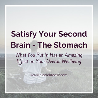 Satisfy Your Second Brain - the Stomach