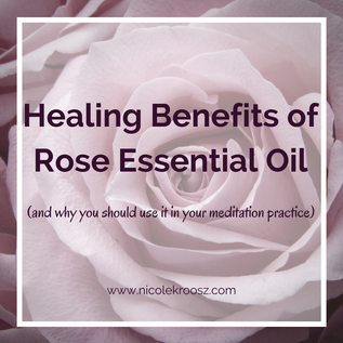 Healing Benefits of Rose Essential Oil