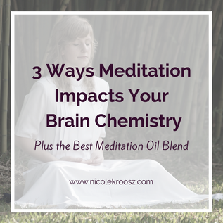 3 Ways Meditation Impacts Your Brain Chemistry