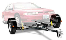 tow dolly, trailer, rental, shelby, utica, rochester, macomb, washington