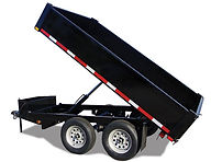 dump trailer, rental, shelby, utica, rochester, macomb, washington