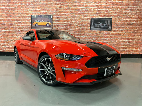 Ford Mustang EcpBoost 2.3l 290cv