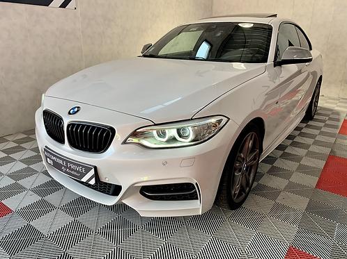 BMW série 2 (F22) coupé M235iA - M235i 326 Xdrive M PERFORMANCE