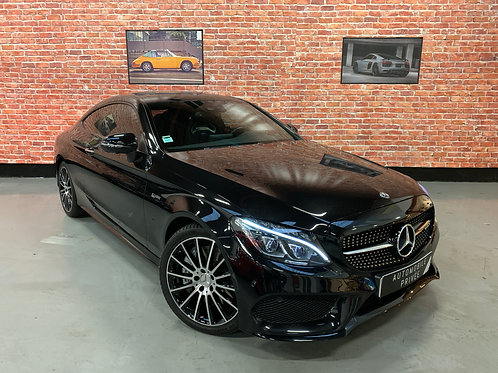 MERCEDES CLASSE C 43 AMG IV COUPE 4MATIC 9G-TRONIC