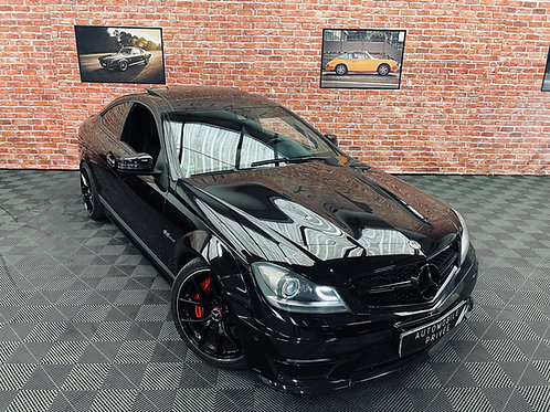 MERCEDES C 63 AMG COUPE                                       12/2011 - 99 900km