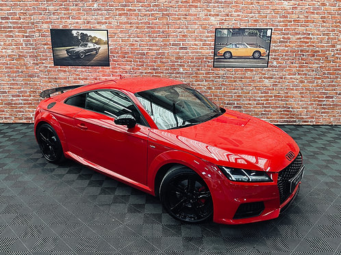Audi TT 2.0 TFSI 230 S-Line PACK COMPETITION S-Tronic