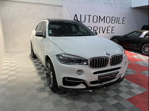 BMW X6 F16 M50d 381ch