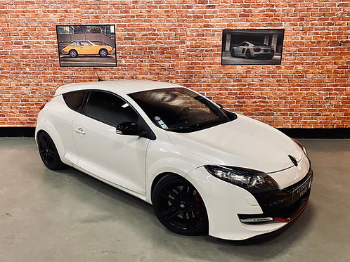 Renault Megane 3 RS coupe 2.0 t 265