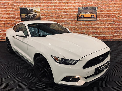 Ford Mustang vi fastback 2.3 ecoboost bv6 317