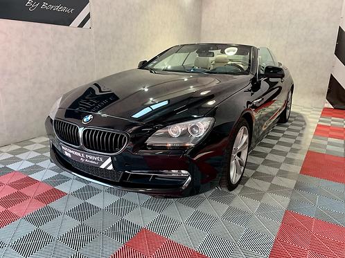 BMW série 6 F12 cabriolet 650i 407 BVA8 LUXE V8 4.4 bi-turbo Adaptative Drive (4