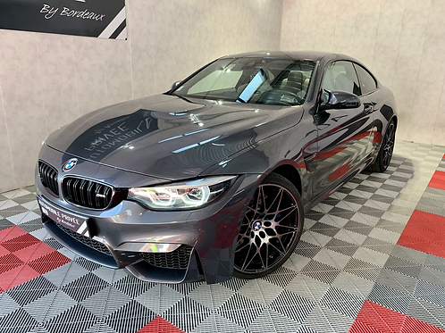 BMW M4 LCI 2019 450 PACK COMPETITION DKG7