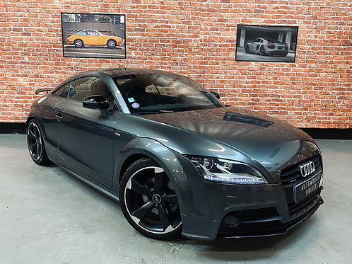 Audi tt ii (2) coupe 2.0 tfsi 211 sline pack competition quattro s tronic