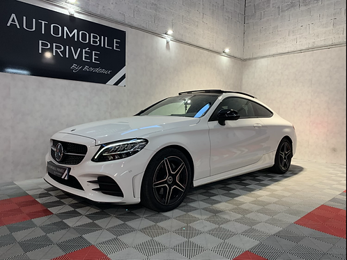 MERCEDES CLASSE C COUPE  (2) COUPE 220 D AMG LINE 9G-TRONIC 2019