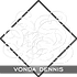 Logo, Vonda Dennis (Black and White).png