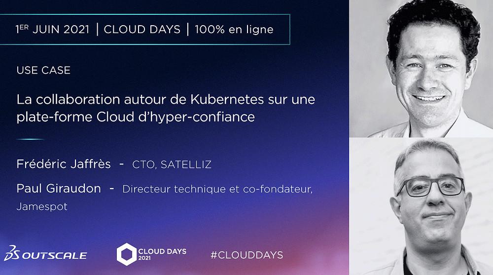 La collaboration autour de Kubernetes sur une plate-forme Cloud d'hyper-confiance