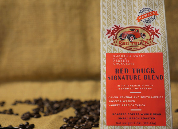 Red Truck Signature Blend
