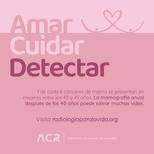 Amar Cuidar Detectar