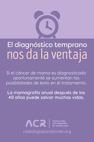 Diagnóstico temprano (historia)