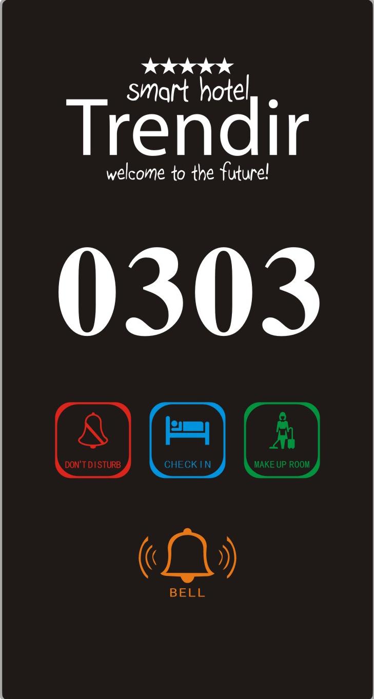 Trendir Smart Hotel Doorbell