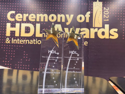 Ceremony of HDL Awards 2021