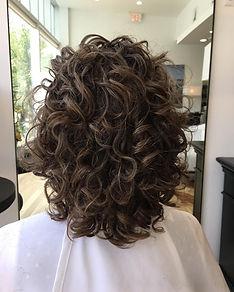 curl specialist, pittsburgh, curl salon, wavy hair, curly hair, coily hair, natural hair, air dry