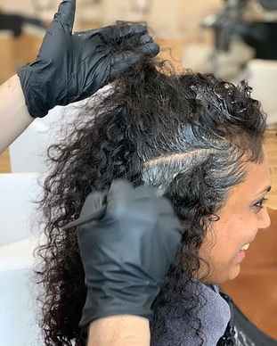 curl specialist, pittsburgh, curl salon, wavy hair, curly hair, coily hair, natural hair, hair color