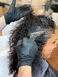 curl specialist, pittsburgh, curl salon, wavy hair, curly hair, coily hair, natural hair, hair spa