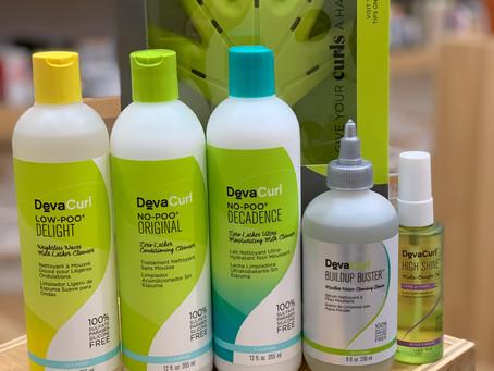 Hair Loss and DevaCurl Update